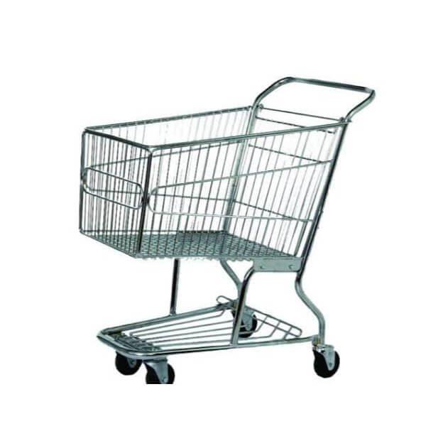 carrito de compras. 60kg – 85lts