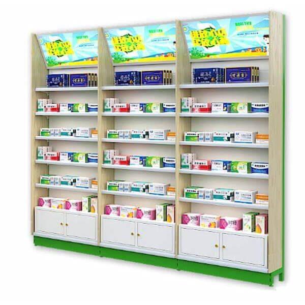 gondola farmacia 1