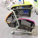 Coche de supermercado modelo 2